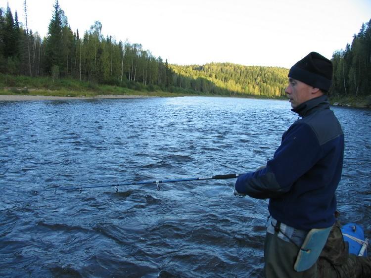 Губаха рыбалка